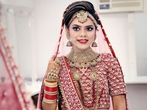 How To Plan Your Bridal Make Up