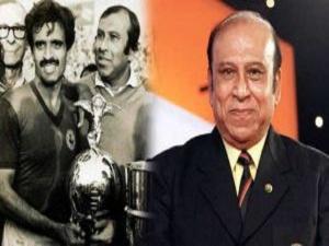 Legendary Footballer P K Banerjee Passes Away At