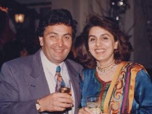 Rishi Kapoor And Neetu Singh Love Story
