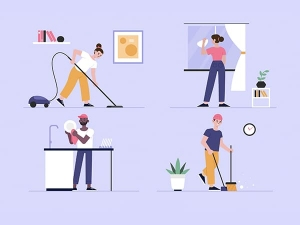 Covid 19 Lockdown Household Chores Which Are As Good As Workouts