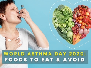 Foods To Eat And Avoid For Asthma