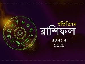 Daily Horoscope For 4 June