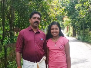 Fathers Day Special Contest Story Of Sandra Ajith From Kannur