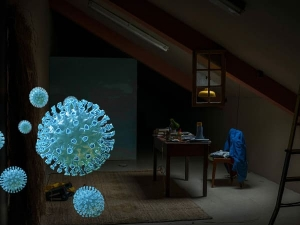 Coronavirus Risk Higher In Tight Indoor Spaces With Little Air Flow