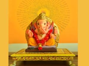 Ganesh Chaturthi Date Puja Muhurat And Significance
