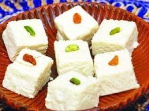 Paneer Sandesh Recipe