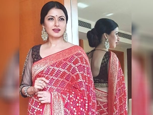 Actress Bhagyashree Shared The Secret Her Glowing Skin