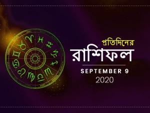 Daily Horoscope For 9 September