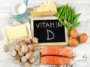 Healthy Vitamin D And Calcium Rich Foods For Bones