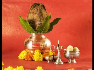 Navratri Ghatasthapana Muhurat Puja Vidhi And Significance