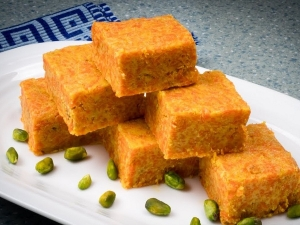 Carrot Sandesh Recipe