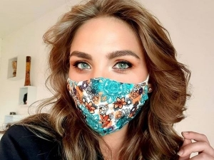 How To Prevent Your Makeup From Melting While Wearing A Mask
