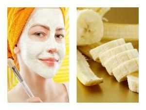 Banana Face Pack For Dry Skin In Winter