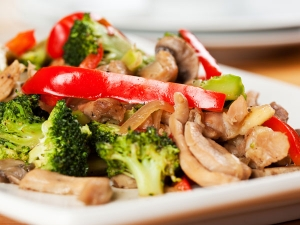 Stir Fry Recipe With Broccoli And Chicken