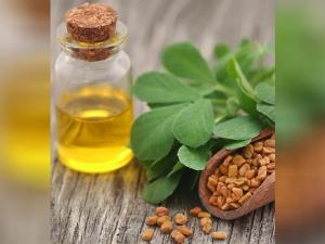 Health Benefits Of Fenugreek Oil