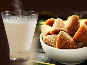 Jaggery Milk For Glowing Skin In Winter