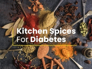 Kitchen Spices To Prevent And Manage Diabetes