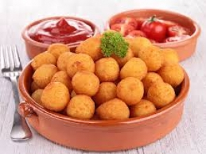Crispy Fried Fish Balls Recipe