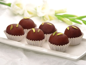 Chocolate Sandesh Recipe