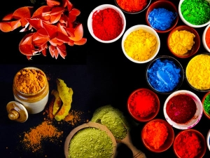 Holi 2021 How To Make Natural Herbal Holi Colours At Home In Bengali