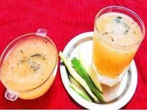 Aam Pora Shorbot Recipe