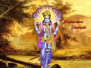 Papmochani Ekadashi 2021 Date Shubh Muhurat Significance Puja Vidhi Dos And Donts In Bengali