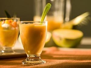 Mango Mastani Recipe In Bengali
