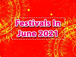 Festivals And Vrats In The Month Of June