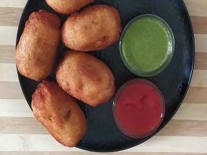 Potato Bread Roll Recipe In Bengali