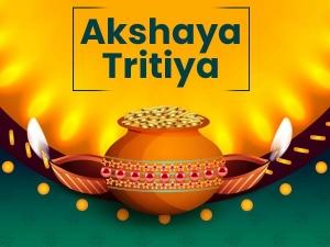 Akshaya Tritiya 2021 Date Shubh Muhurat Significance In Bengali