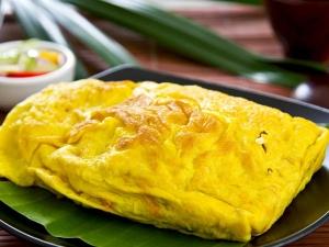 Spicy Bread Omelette Recipe In Bengali