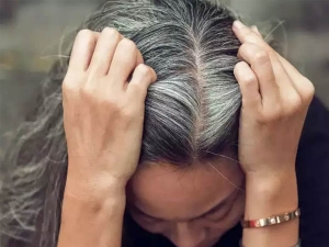 White Hair Causes And Ways To Prevent It In Bengali