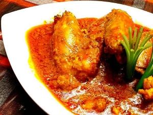 Chingri Malai Curry Recipe In Bengali