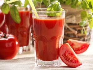Health Benefits Of Tomato Juice In Bengali