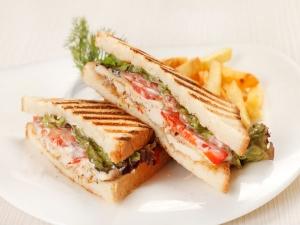 Oatmeal Sandwich Recipe In Bengali