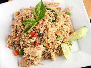 Chicken Fried Rice Recipe In Bengali