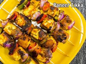 Paneer Kebab Recipe In Bengali