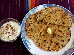 Cheese Paratha Recipe In Bengali