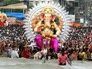Ganesh Visarjan On Anant Chaturdashi 2021 Date Time Significance And Vidhi Of Ganesh Visarjan