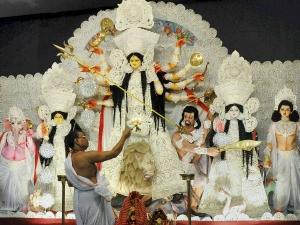Durga Ashtami Or Maha Ashtami 2021 Date Shubh Muhurat Puja Vidhi And Significance