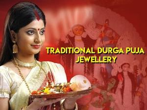 দুর্গা পুজোর সাবেকি গয়না